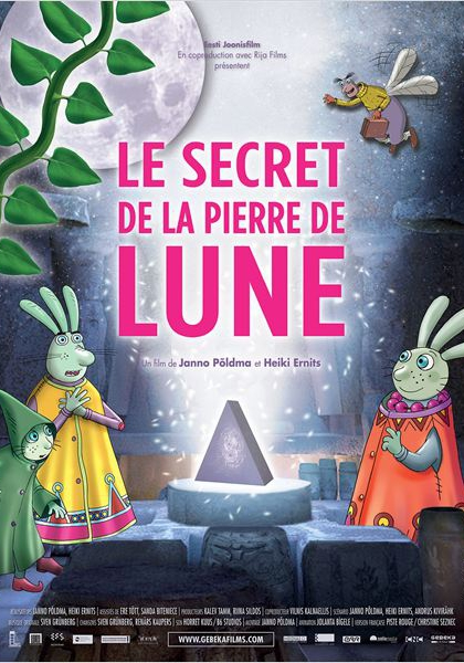Le Secret de la pierre de lune (2011)