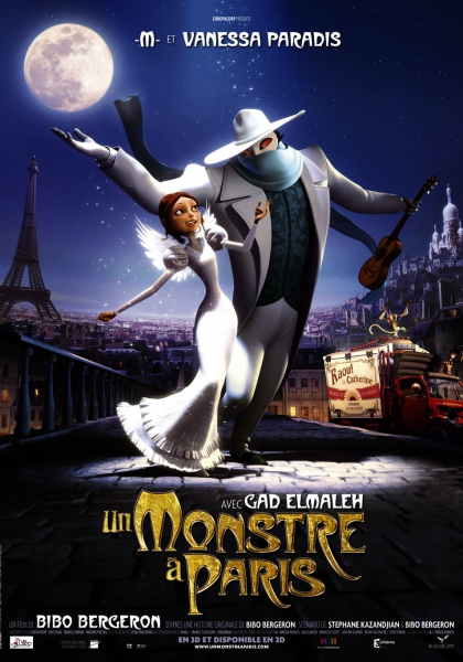 Un monstre à Paris (2011)