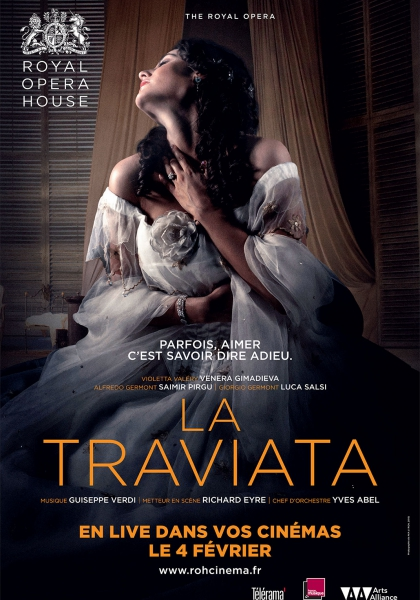 La Traviata (Arts Alliance) (2016)