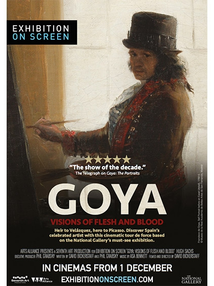 Goya: Visions of Flesh and Blood (2016)