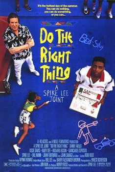 Do the Right Thing (2016)