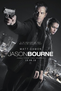 Jason Bourne 5 (2016)