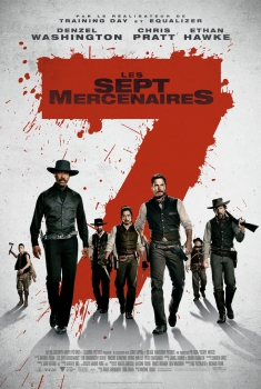 Les 7 Mercenaires (The Magnificent Seven) (2016)