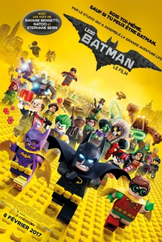 Lego Batman, Le Film (2017)