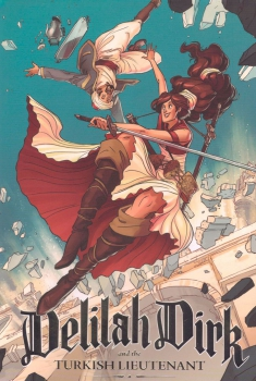 Delilah Dirk And The Turkish Lieutenant (2018)