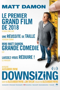 Downsizing (2018)