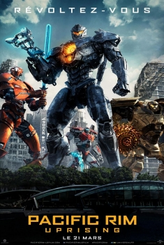 Pacific Rim 2: Uprising (2018)