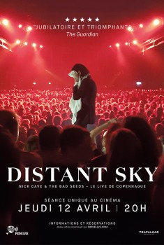 Distant Sky: Nick Cave & The Bad Seeds Live In Copenhagen (2018)